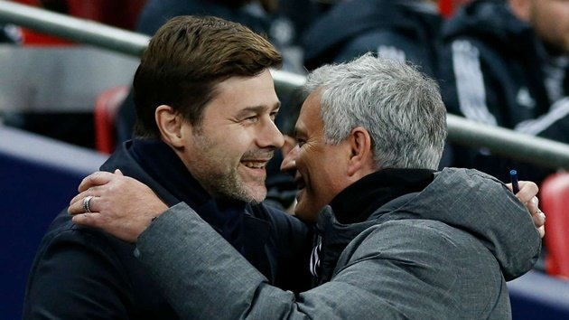 'I am so happy he's at Tottenham' - Pochettino glad to see Mourinho named as Spurs replacement - Bóng Đá