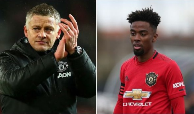 Angel Gomes likely to sign new contract if Ole Gunnar Solskjaer does one thing - Bóng Đá