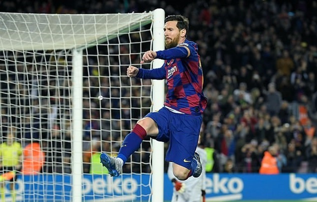 Lionel Messi's transfer to Manchester City could SHATTER the financial and commercial industry in football - Bóng Đá