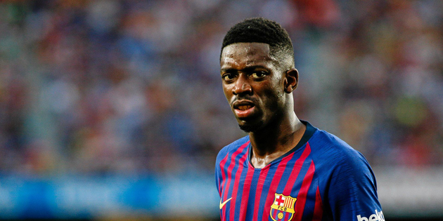 Dembele to play vs Bayern only in case of 'extreme necessity' - Bóng Đá