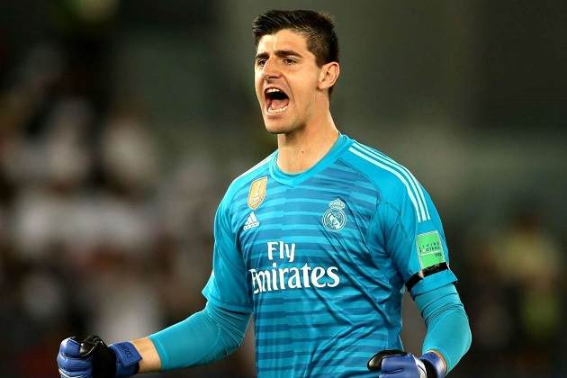 'We know what Thibaut can do': Zidane praises Courtois for impact in Betis win - Bóng Đá