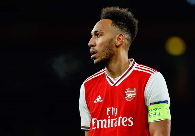 Aubameyang: 'We go to Liverpool without fear, we go to win the game' - Bóng Đá