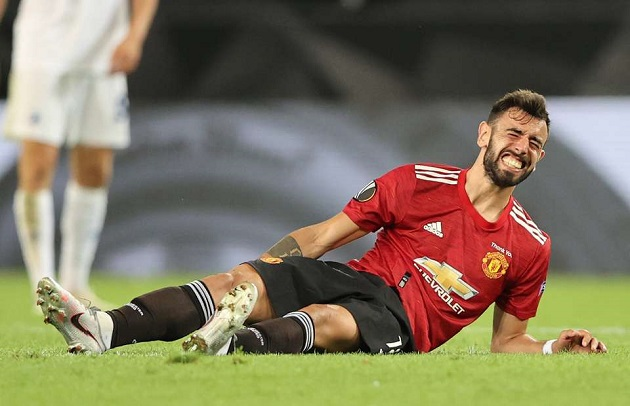 Bruno Fernandes: Fans are laughing at Google results when you ask about Man United midfielder's diving - Bóng Đá