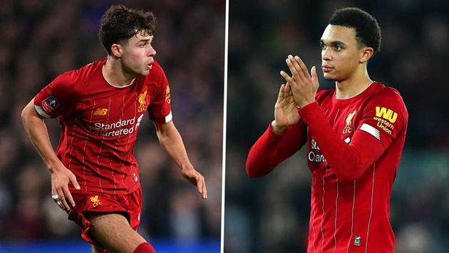 Williams is an example to follow for Liverpool youngsters, says Alexander-Arnold - Bóng Đá