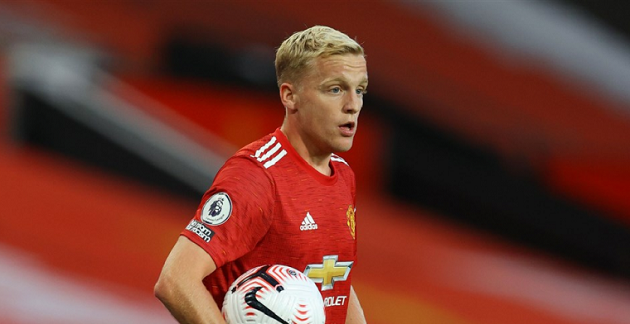 'People expect Van de Beek, Fernandes and Pogba, but that will not happen' - Bóng Đá