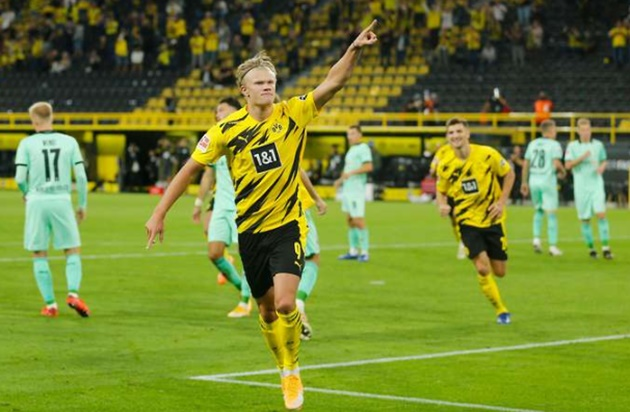 Erling Haaland names seven strikers better than him right now - Bóng Đá