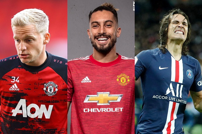 How Manchester United can line up with all four summer transfer arrivals in the team - Bóng Đá