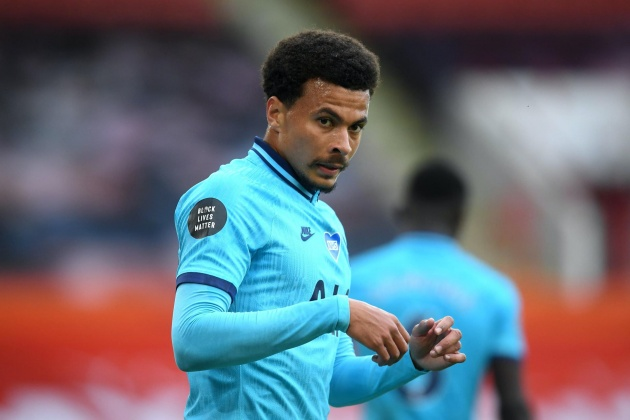 PSG might not be finished yet. They're going to make a final push for Dele Alli, according to Sky Sports. - Bóng Đá